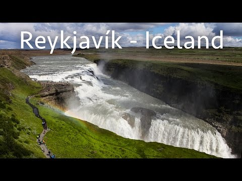 Iceland Reykjavík & Golden Circle - travel video about Icelandic capital