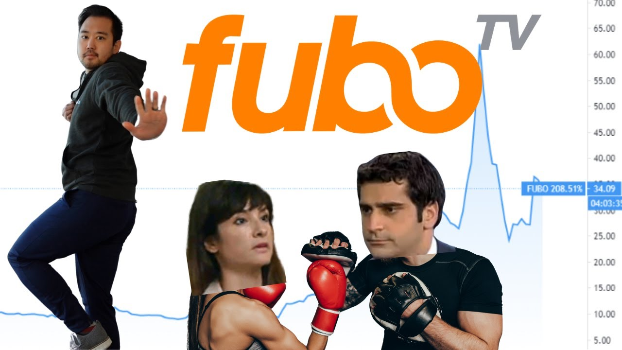 FuboTV Stock. Someone's going to make/lose a lot of money...