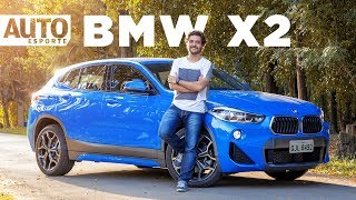 Download BMW X2: ele está mais para SUV ou hatch esportivo? Video