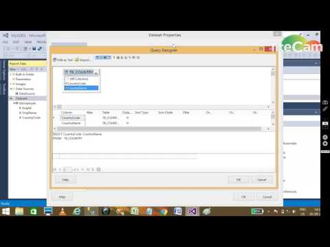 SSRS – LookUp, MultiLookUp and LookupSet Functions