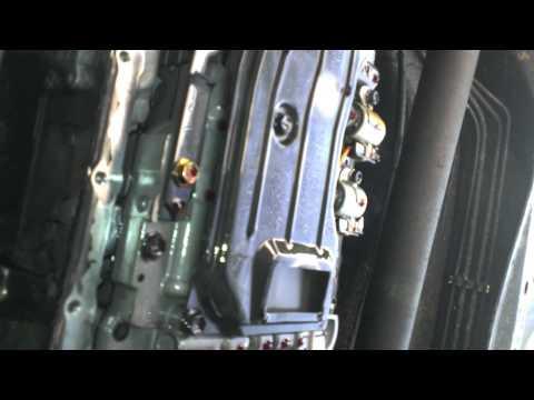 89 Cherokee AW4 Trans Filter & NP231 T-Case Fluid Change