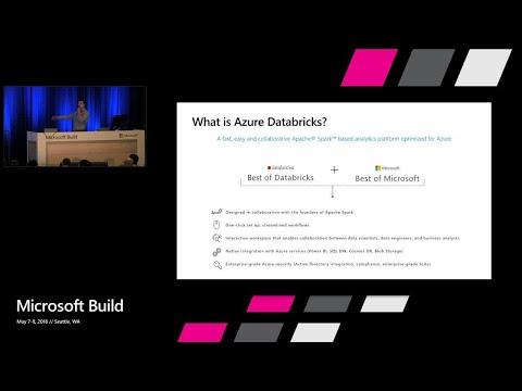 ETL 2.0 - Data Engineering for developers  : Build 2018
