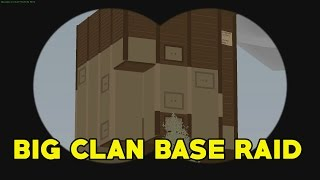 ➟ ULTIMATE BASE DEFENSE - Unturned PVP FUNNY MOMENTS [#2] w