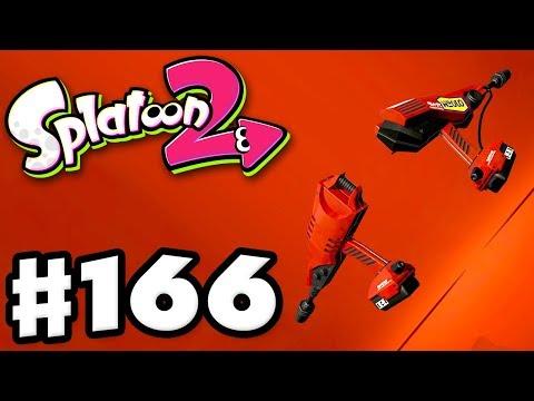 Custom Dualie Squelchers! - Splatoon 2 - Gameplay Walkthrough Part 166 (Nintendo Switch)
