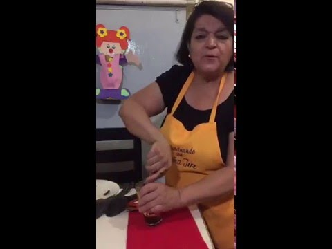 Mole Doña María Mejorado - Periscocinando