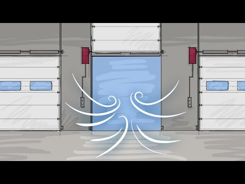 LiftMaster Cold Storage Energy Saving Solutions