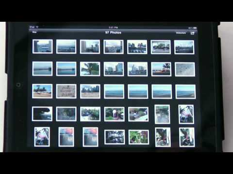 Review of iPad Photos and Maps Apps - Pt. 1 of Episode 131