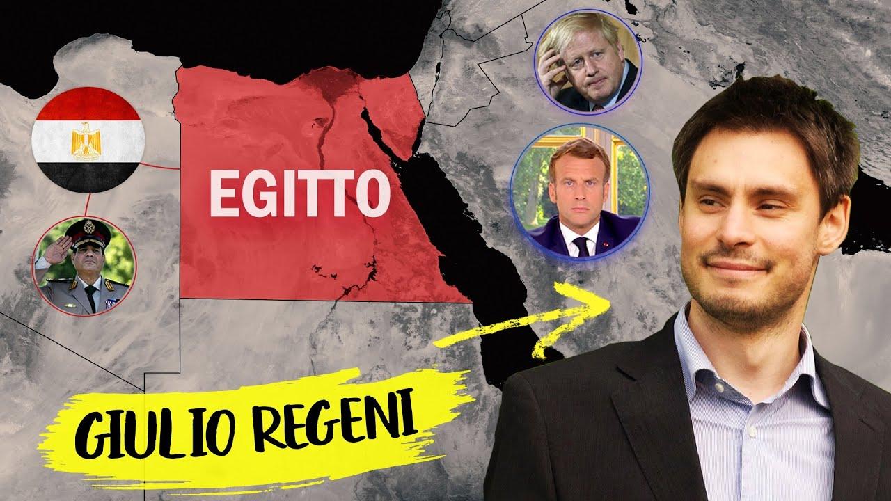 Cosa si nasconde DAVVERO dietro al caso Giulio Regeni?