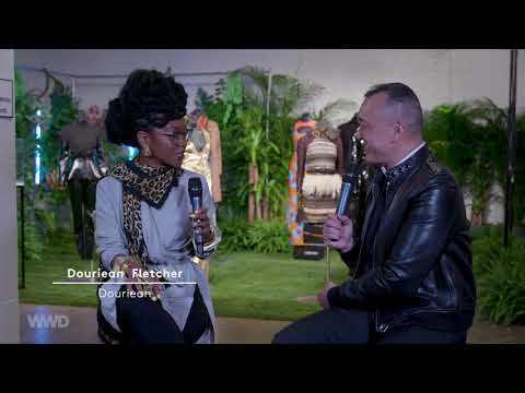 """Designers Talk About the Special Looks They Created for Marvel's """"Black Panther"""""""