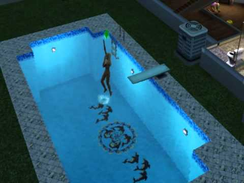 The Sims 3: Diving Board