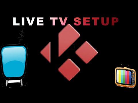 How To Watch Live TV on (KODI/XBMC)