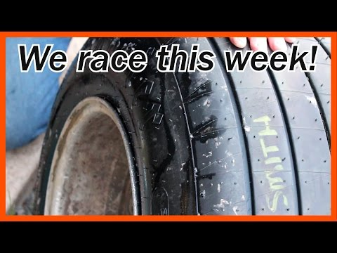 Tire Prep Night (The first of many!) | Racing Vlog #12