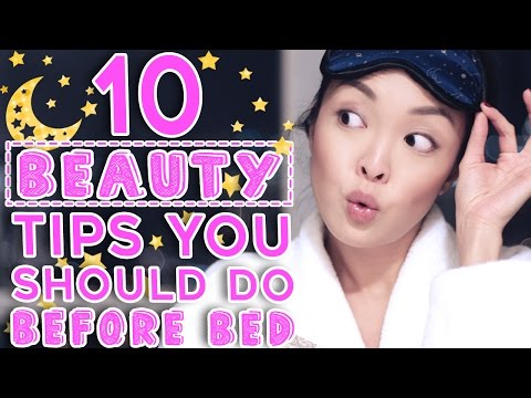 11 Beauty Sleep Tips You Should Be Doing Before Bed!