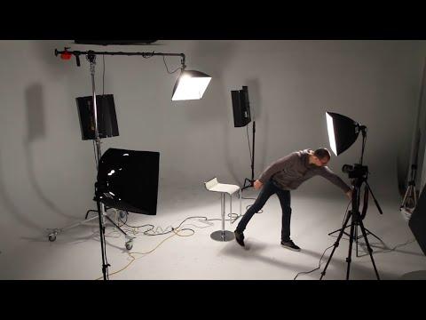 Filmmaking 101 - Three Point Lighting Tutorial