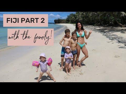 FIJI  VLOG | Sophie Guidolin | Turtle Island | Part 2