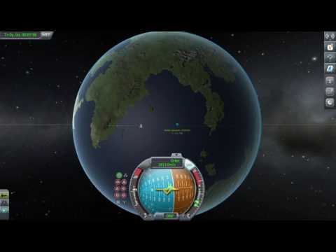 Kerbal Space Program Tutorial: Getting into orbit (XBox One).