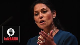 """Priti Patel: """"The government needs to reset its language on Brexit""""   Julia Hartley-Brewer"""