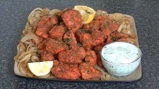 Tandoori Chicken Tikka Cook With Faiza