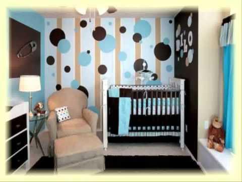 Simple Baby boy room decor ideas