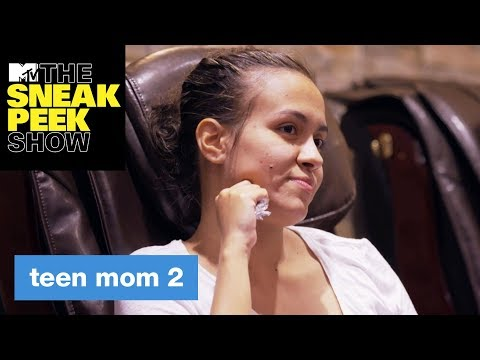 Briana Opens Up About 'Good Boy' Javi | The Sneak Peek Show | MTV