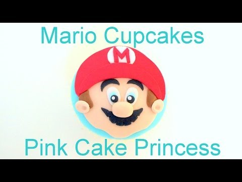 How to Make Mario Kart Cupcakes - A Collaboration with Miki's Pantry