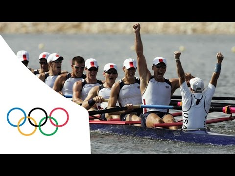 USA Men's Eight - Athens 2004 Olympic Champions   Rowing Week