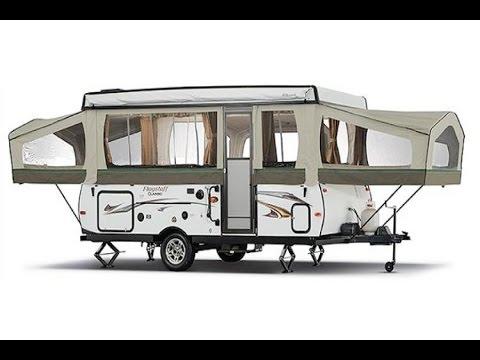 Flagstaff 228 Tent Trailer