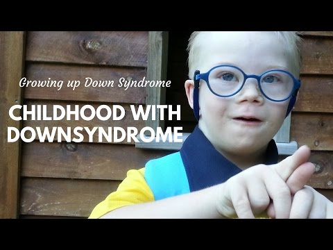 Raising a child with Down Syndrome