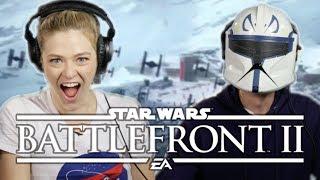 We Play Star Wars Battlefront 2 Blindfolded