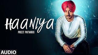 Haaniya: Preet Patwari (Full Audio Song) Tar E The Beat Breaker | Vicky Jassi | Latest Punjabi Song