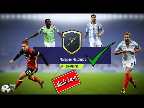 We Pull Two Insane Walkouts!!!     FIFA 18 Marquee Matchups Made Easy!  June 26th