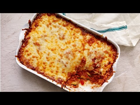 Four-Cheese Zucchini Lasagna | All You Need is Cheese