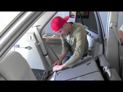 Wet Okole Vid #7   40 / 60 Seat Covers   Waterproof Car Seat Covers Installation -
