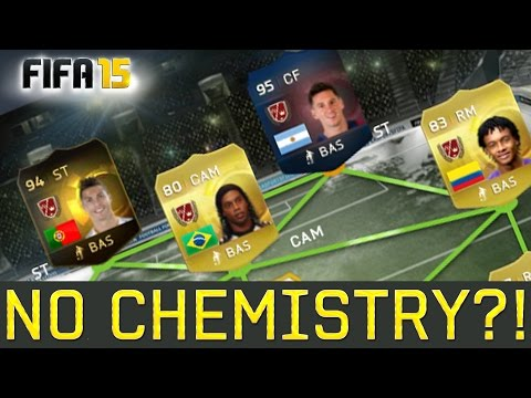 IF CHEMISTRY NEVER EXISTED - FIFA 15