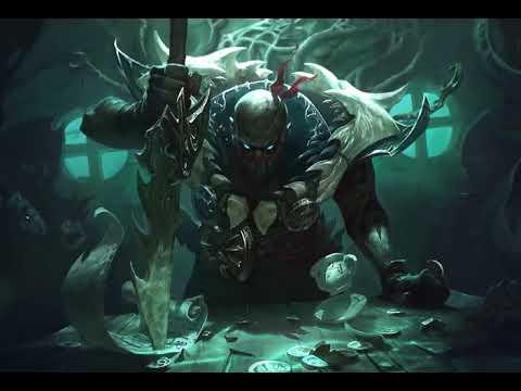 Pyke - Login Screen and Music - League of Legends
