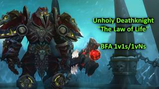 WoW Legion PvP | Assassination Rogue 1vNs
