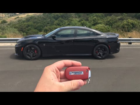 5 things I LOVE about my Dodge Hellcat Charger! Fastest street legal sedan!