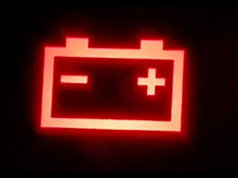 Five Problems Cause Battery Warning Light on Dashboard