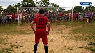 Pênaltis, Vila Real do Araquém 1-4X3-1 Internacional de Aroeiras - 04/06/2018