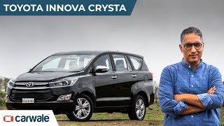 Toyota Innova Crysta   Here's Why Everyone Wants One   CarWale