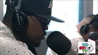 Ne-Yo Sings His Hits on Neighborhood Karaoke!   BigBoyTV
