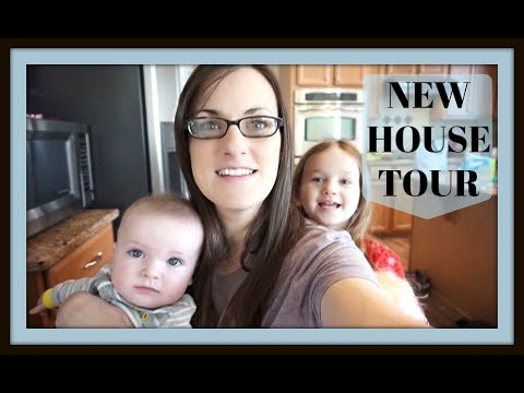 NEW HOUSE TOUR! (March 8, 2018)