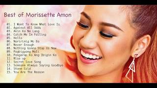Best Songs of Morissette Amon