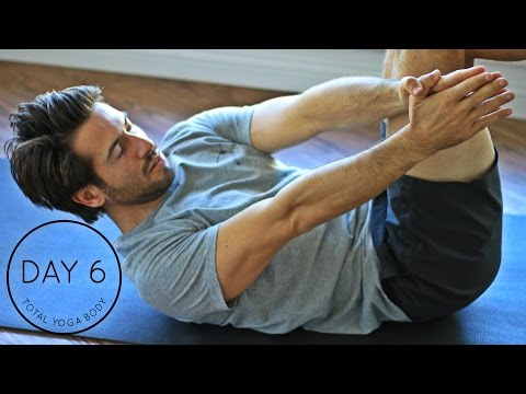 DAY 6 Total Yoga Body - Strength Balance and Flexibility Vinyasa Yoga Workout