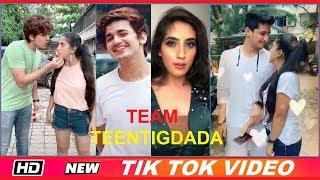 Teri Akhia Na FaN Kita Town Ne !! Vishal, Sameeksha_Sud, Bhavin !! New Tik Tok Video 2019 !! टिक टॉक
