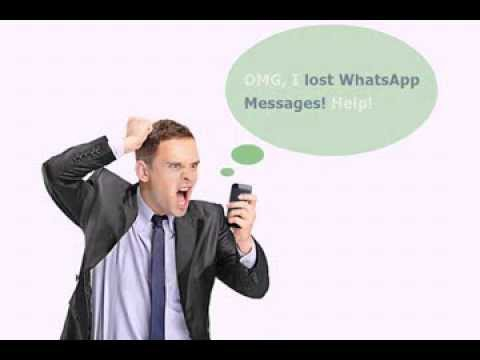 How to recover WhatsApp messages, contacts from iOS 7.1