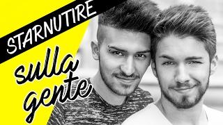 STARNUTIRE SULLA GENTE | Matt & Bise