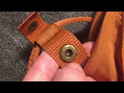 Real Vs Fake : A comparison video of two Fjällräven Kanken backpacks, one real & one fake.