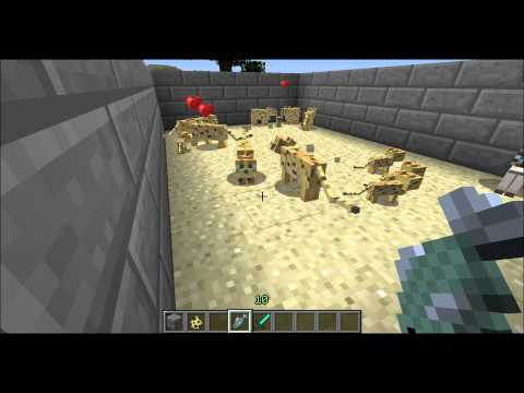 how to tame and breed ocelots in minecraft 1.5.1