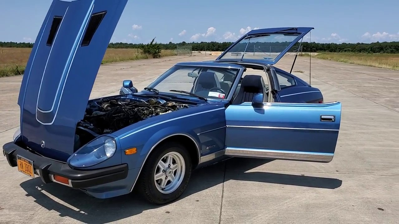 1981 Datsun 280Z For Sale~One Family Owned~Very Original and Fantastic Condition!